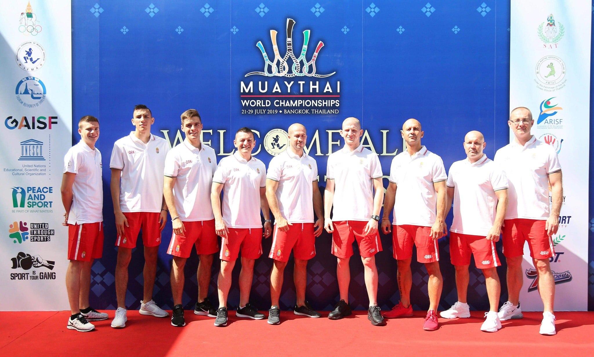 Fokuszban: Egy ezüst- és egy bronzérmet hoztunk el a muaythai világbajnokságról